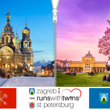 ZAGREB RUNS with ST. PETERSBURG